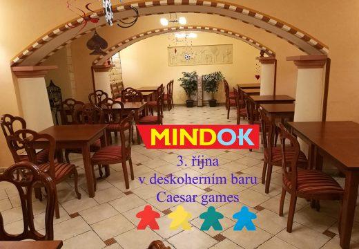 Pozvánka: V sobotu můžete trénovat novinky MindOKu