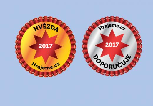 Ve středu 4. října vyhlásíme Hvězdu Hrajeme.cz 2017