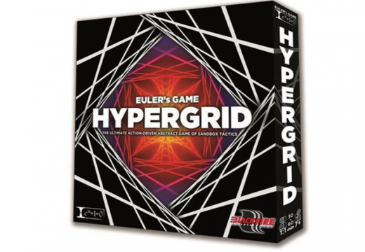 Soutěž o hru Hypergrid