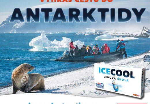 Natočte cvrnkací video s Ice Cool a vyhrajte cestu do Antarktidy
