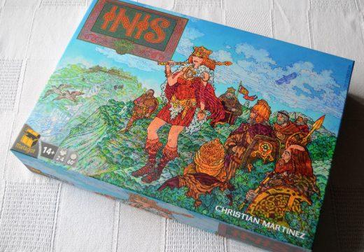 Ve hře Inis soupeříte o keltský trůn