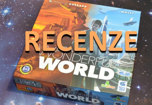 Recenze: It´s a Wonderful World