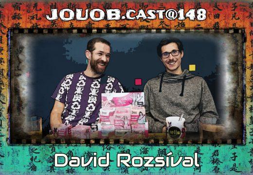 JOUOB.cast@148 – ROZHOVOR: David ROZSÍVAL – Albi [1. část]