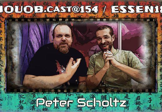 JOUOB.cast@154 – ESSEN18/ROZHOVOR: Sorcerer – Peter Scholtz
