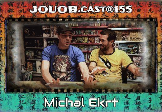 JOUOB.cast@155 – ROZHOVOR: Michal Ekrt – Novinky Blackfire