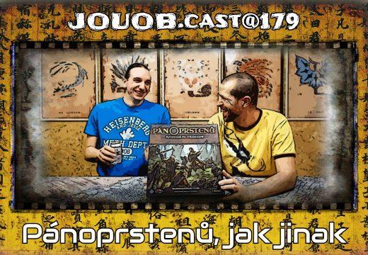 JOUOB.cast@179: Pánoprstenů, jak jinak