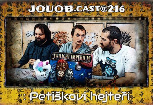 JOUOB.cast@216: Petiškovi hejteři