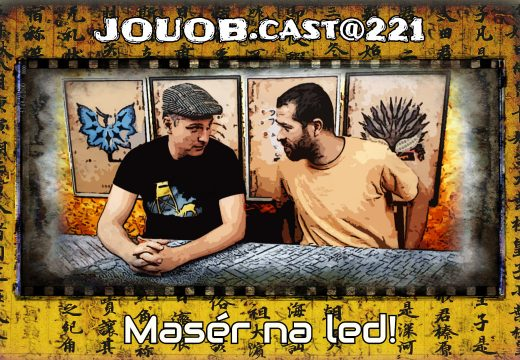 JOUOB.cast@221: Masér na led!