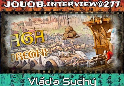 JOUOB.interview@277: Vláďa Suchý