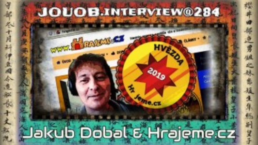 JOUOB.interview@284: Jakub Dobal & Hrajeme.cz