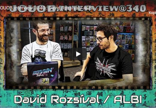 JOUOB.interview@340: David Rozsíval/ALBI