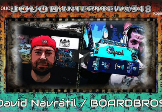 JOUOB.interview@348: David Navrátil – BOARDBROS