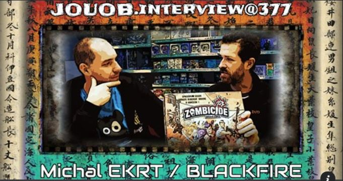 JOUOB.interview@377: Michal Ekrt – BLACKFIRE