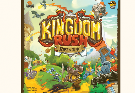 REXhry vydají Kingdom Rush v deskové podobě