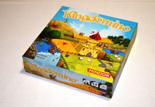 Kingdomino je rychlá a milá rodinná hra
