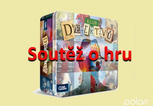 Soutěž o hru Klub detektivů