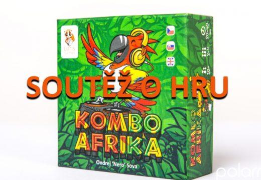 Soutěž o hru Kombo Afrika
