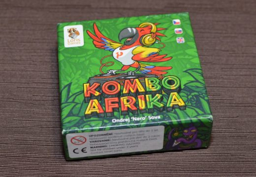 Recenze: Kombo Afrika