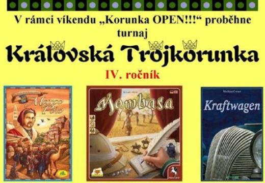 O víkendu se v Ostravě koná Korunka Open