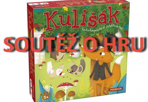 Soutěž o hru Kulišák