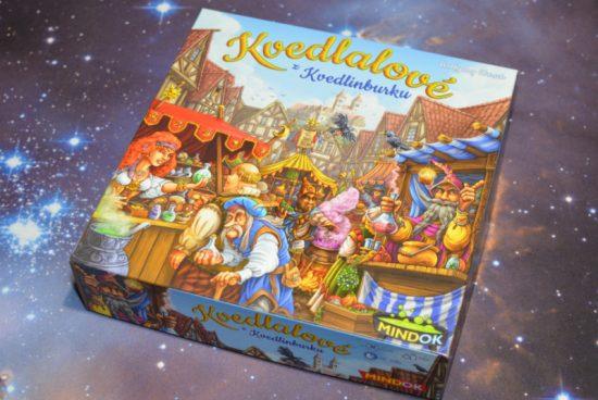 Recenze: Kvedlalové z Kvedlinburku