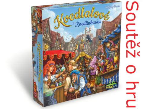 Soutěž o hru Kvedlalové z Kvedlinburku