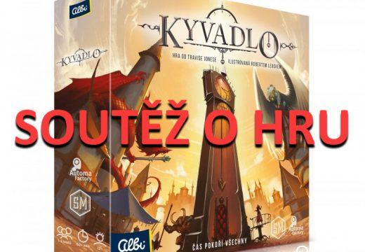 Soutěž o strategickou hru Kyvadlo