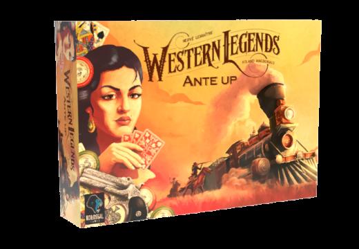 Legendy Západu obohatí velké rozšíření Ante Up