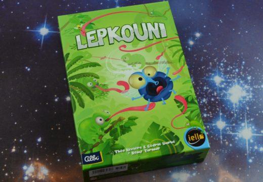 Recenze: Lepkouni jsou bláznivá hra s dlouhými jazyky
