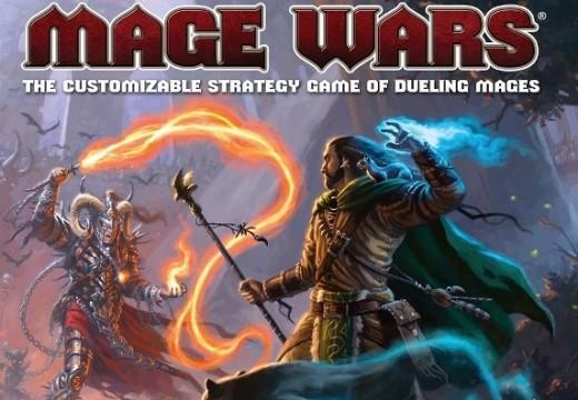 Mage Wars vyjdou v české lokalizaci