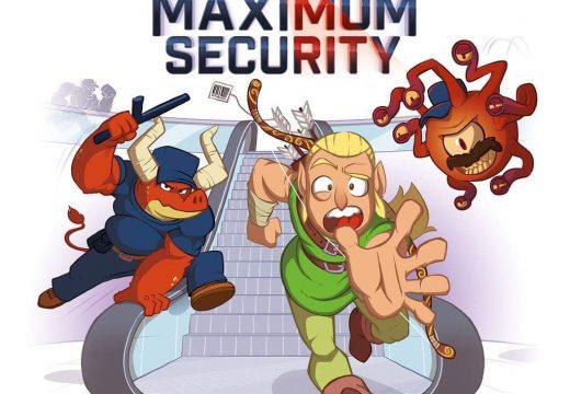 REXhry vydají rozšíření Maximum Security ke hře Hrdinové bez záruky