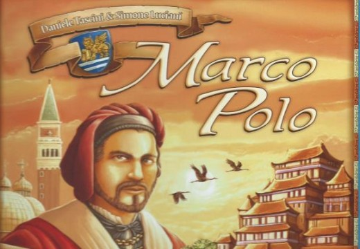 Soutěž o novinku Marco Polo