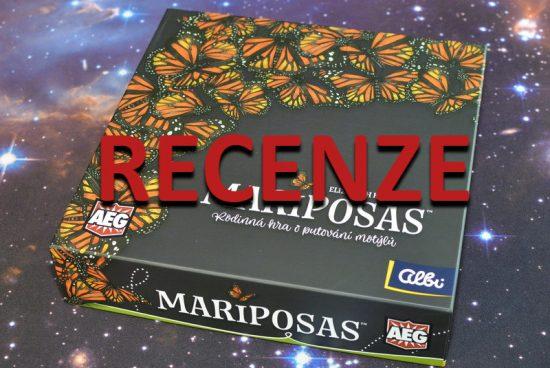 Recenze: Mariposas – Rodinná hra o putování motýlů