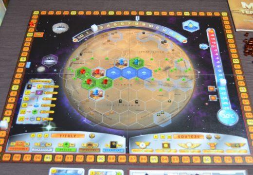 Recenze: Mars – Teraformace