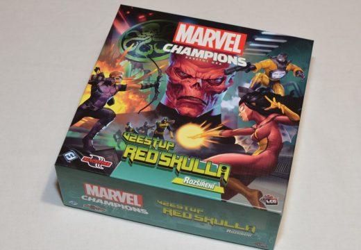 Vzestup Red Skulla významně obohacuje karetní hru Marvel Champions