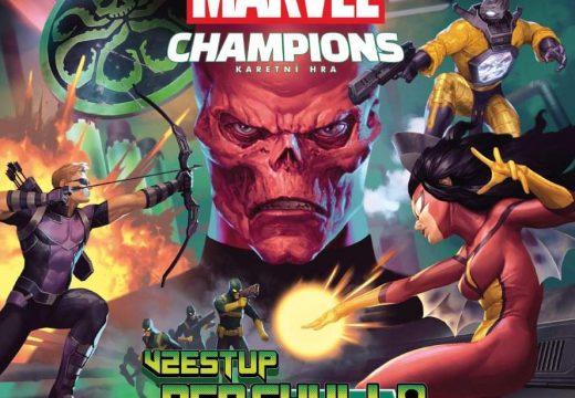 Rozšíření karetní hry Marvel Champions bude