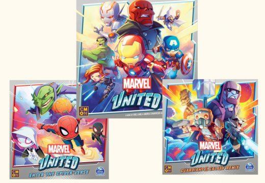 Marvel United u nás vyjde včetně rozšíření