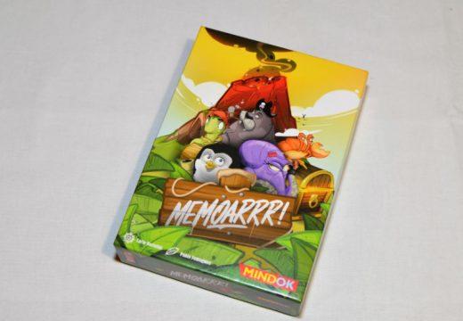 Memoarrr! je nová paměťová hra nejen pro děti