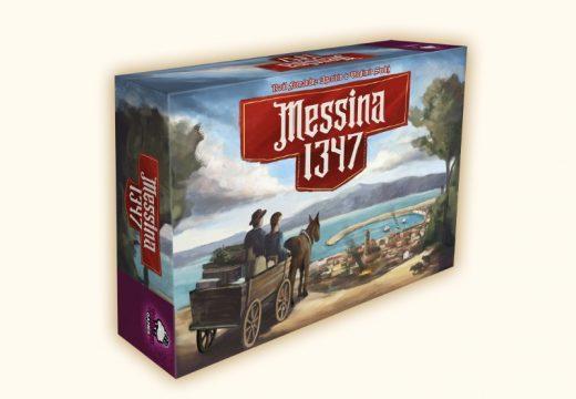Messina 1347 vyjde v češtině