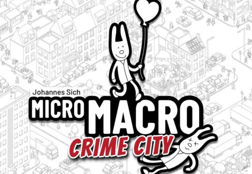 MindOK chystá detektivní hru MIKROMAKRO: Město zločinu