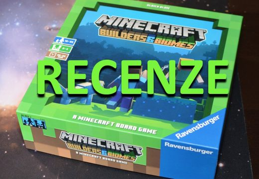 Recenze: Minecraft – Stavitelé & Biomy