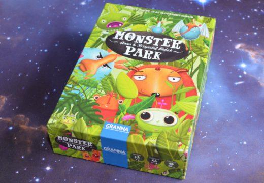Vybudujte nejzábavnější Monster park