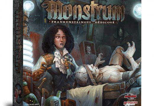 Hra Monstrum: Frankensteinovi dědicové je již v prodeji