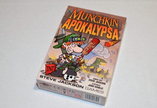 S hrou Munchkin: Apokalypsa přichází konec světa