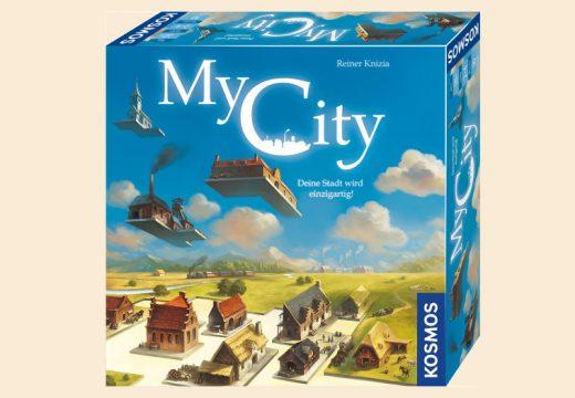 My City je budovací hra, která se vyvíjí