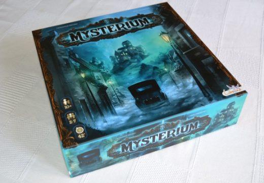 Mysterium je nová hra plná tajemství