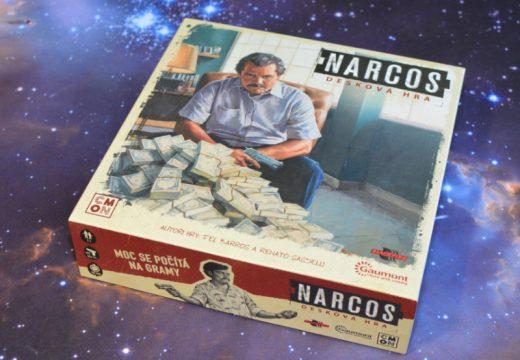 Ve hře Narcos rozehrajete velký hon na Patróna