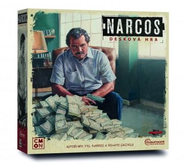 Hon na Escobara ve hře Narcos začíná