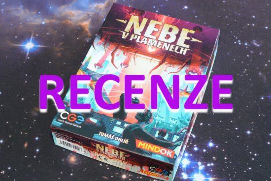 Recenze: Nebe v plamenech je hra pro jednoho hráče o obraně Země