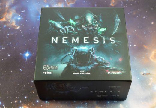 Nemesis přináší jedinečnou hororovou hru
